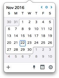 itsycal-calendar
