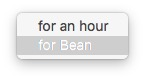 disable-for-bean